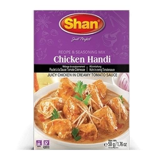 Shan Chicken Handi Masala