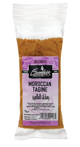 Greenfields Moroccan Tagine Herb