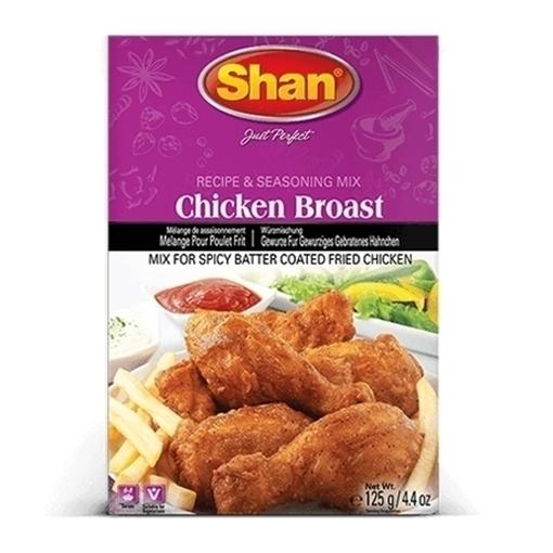 Shan Chicken Broast
