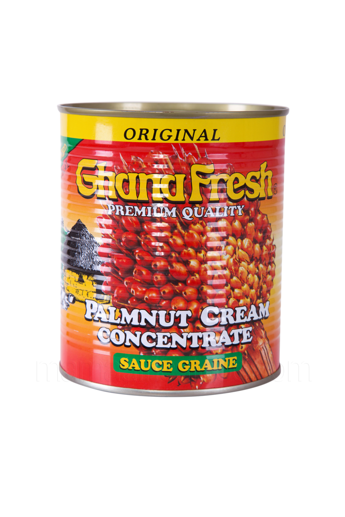 Ghana Fresh Palmnut Cream Concentrated