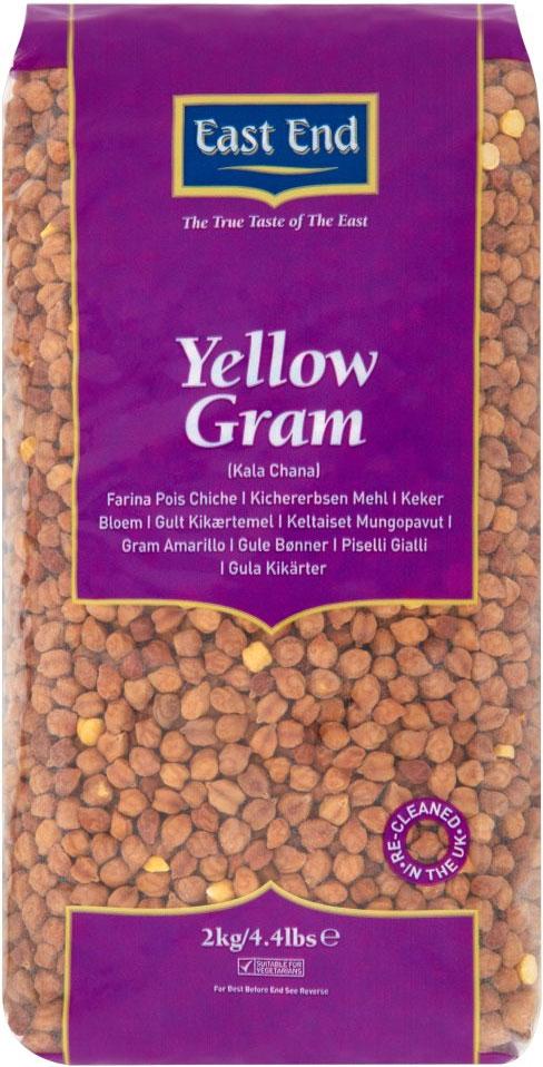 EastEnd Yellow Gram(kala Chana)