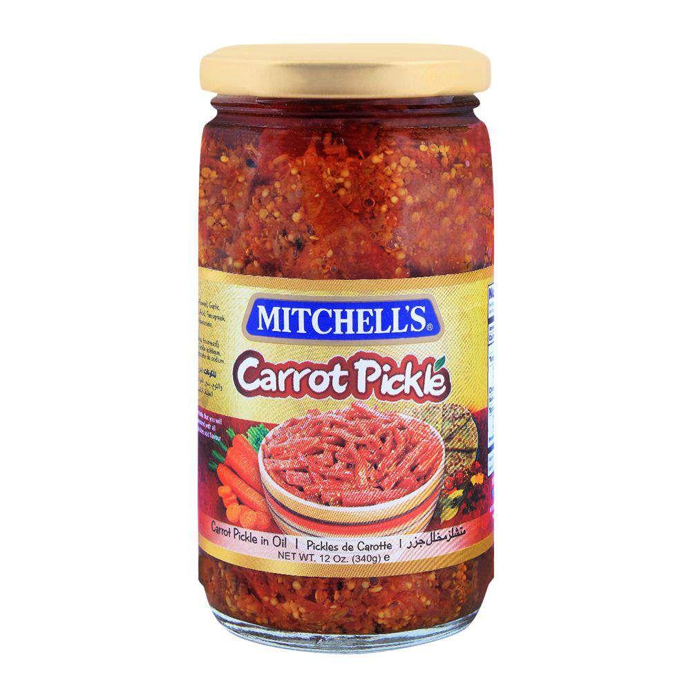 Mitchells Carrot Pickle