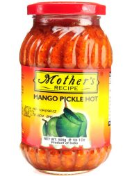 Mothers Mango Pickle (hot)