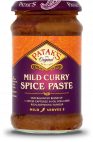 Patkas Mild Curry Spice Paste