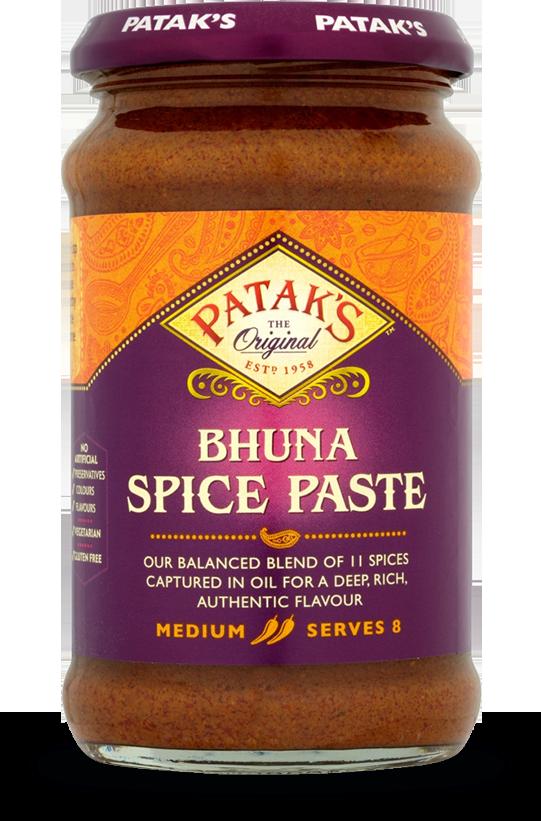 Patkas Bhuna Spice Paste