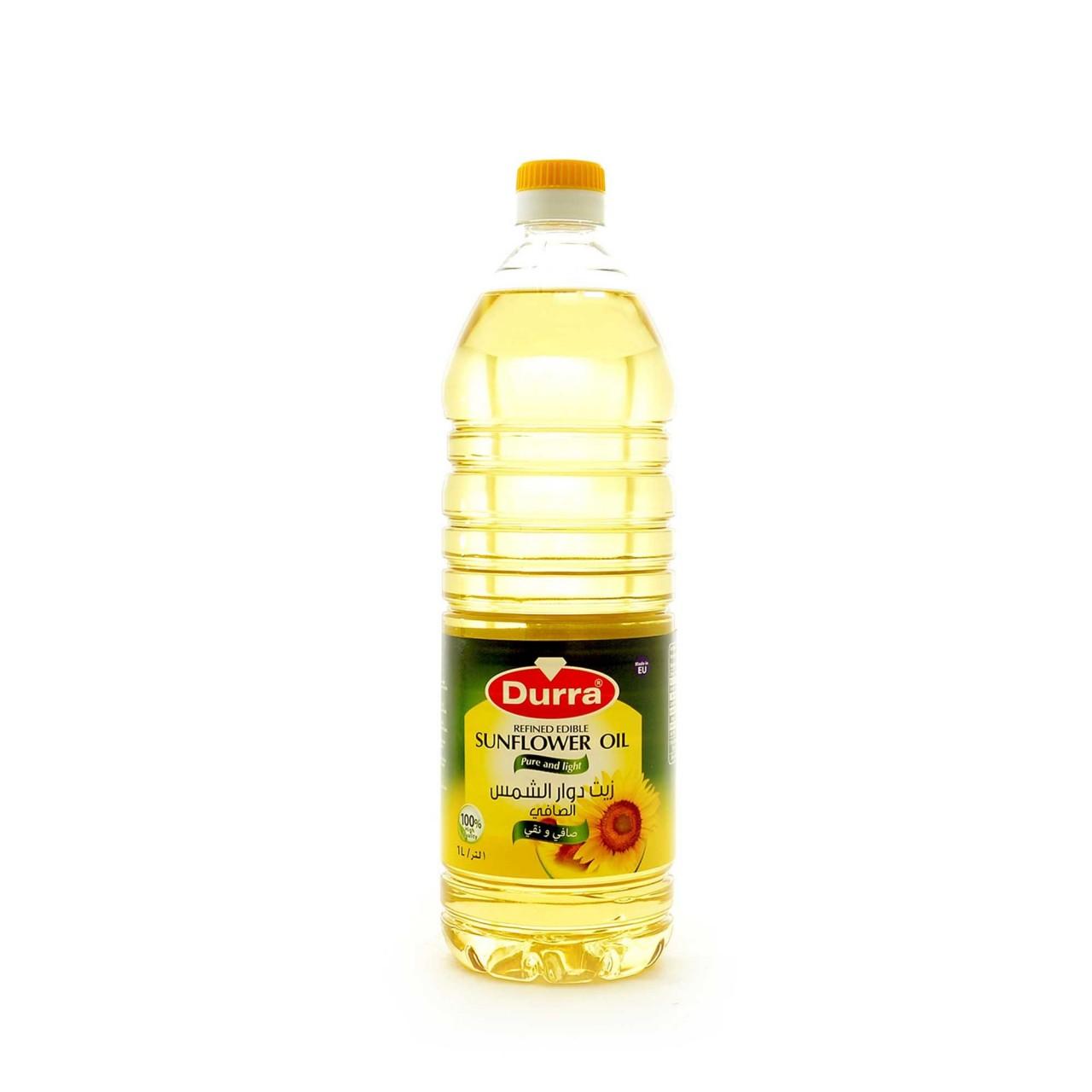 Durra Sunflower Oil