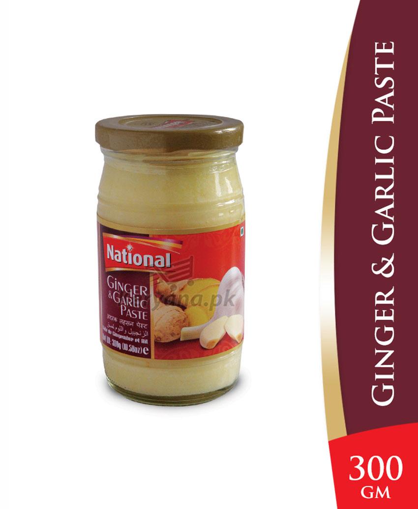 National Ginger & Garlic Paste