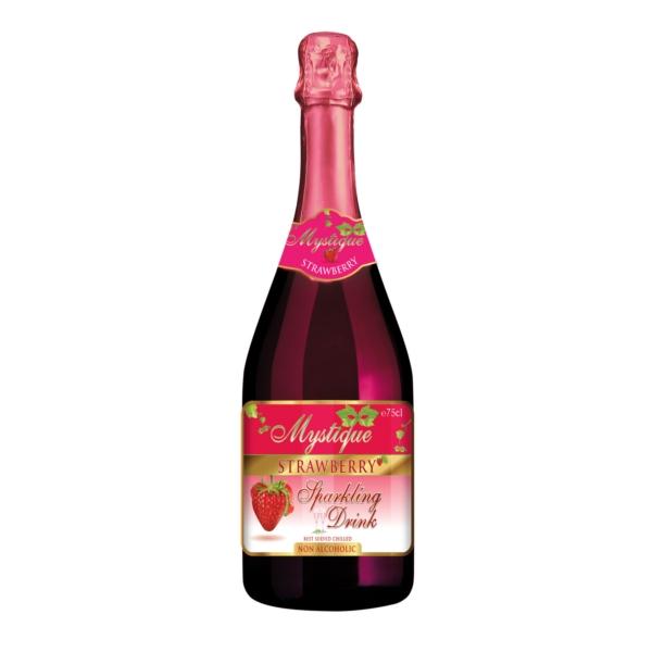 Mystique Strawberry Sparkling Drink(Non-Alcohol)