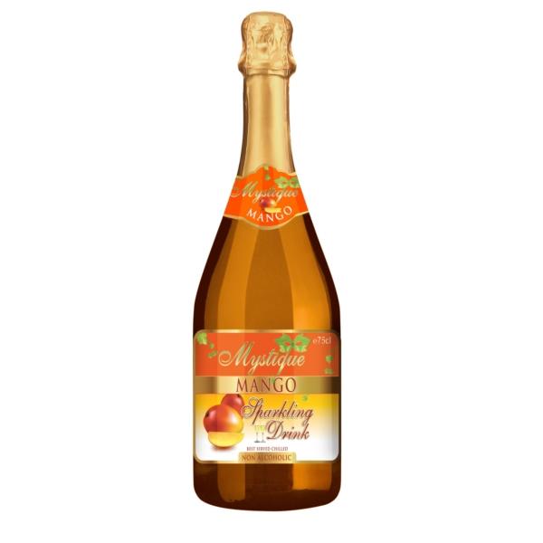 Mystique Mango Sparkling Drink(Non-Alcohol)