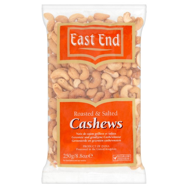 EastEnd Cashews Roasted & Salted