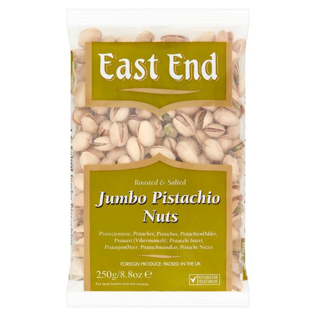 EastEnd Jumpo Pistachio Nuts Roasted & Salted