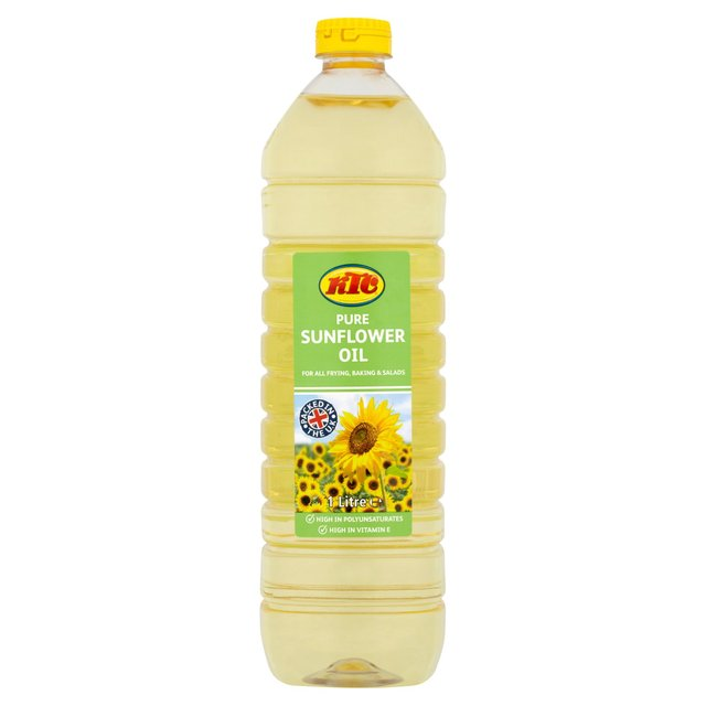 KTC Pure Sunflower Oil