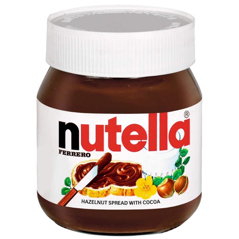 Nutella chocolate spread