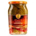 Melis pickled Gherkins