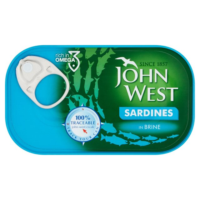 JohnWest Sardines In Brine