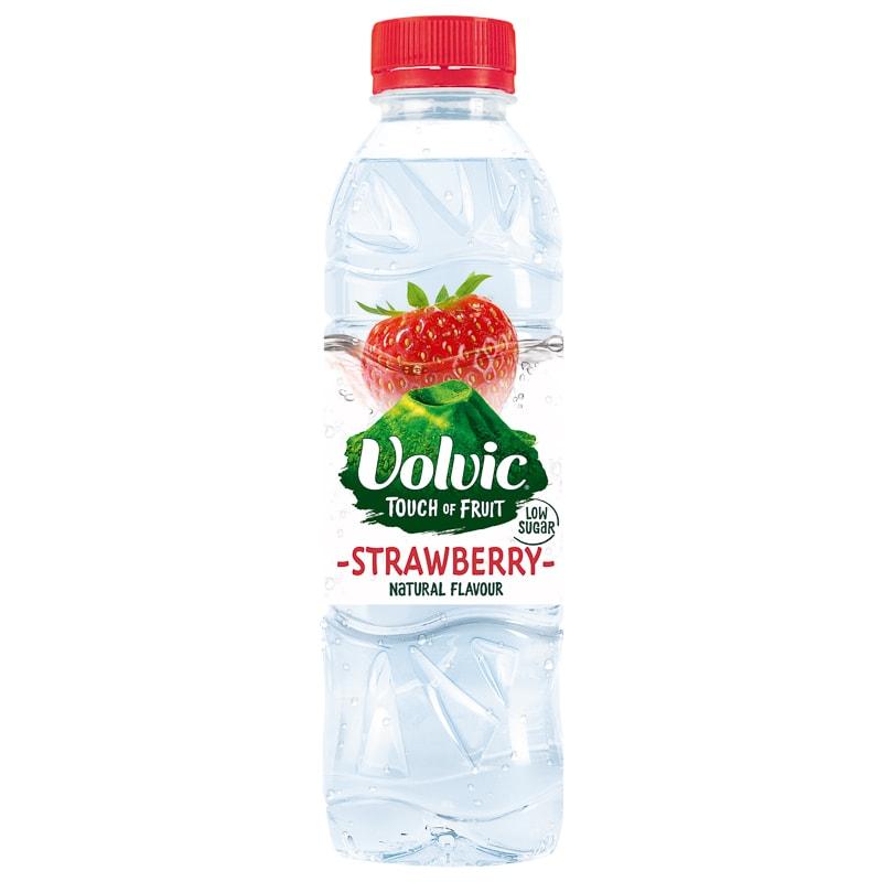 Volvic Strawberry Water