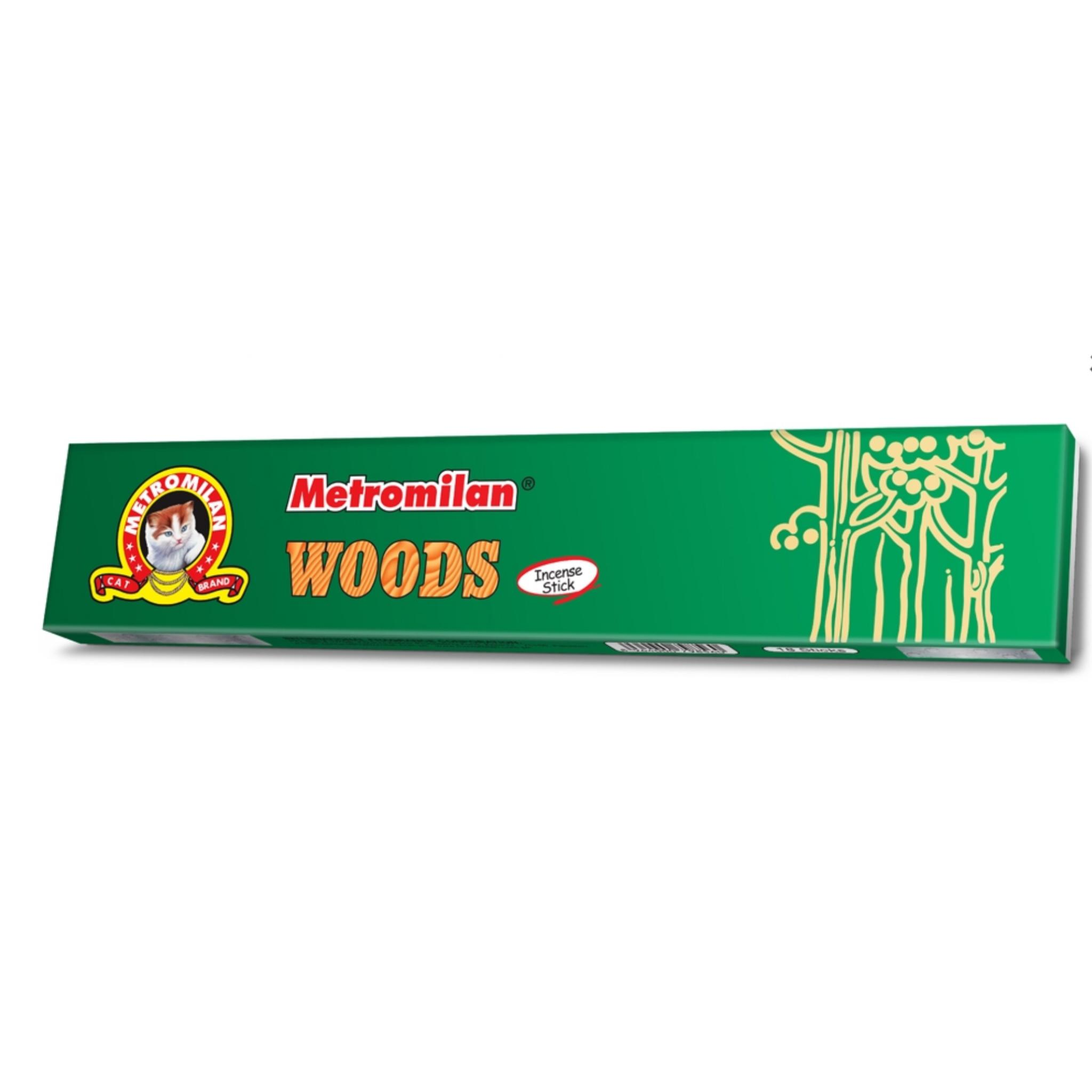 Metromilan Woods Incense Stick