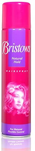 BRISTOWS NATURAL HOLD HAIRSPRAY
