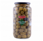 Larissa Green Pitted Olives