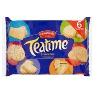 Crawford teatime 6 varieties