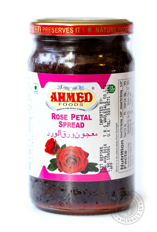 Ahmed Foods Rose Petal Spread