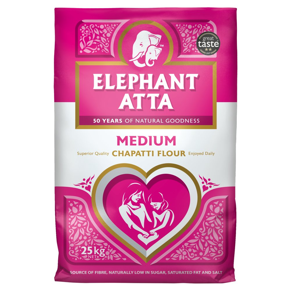 ELEPHANT ATTA MEDIUM