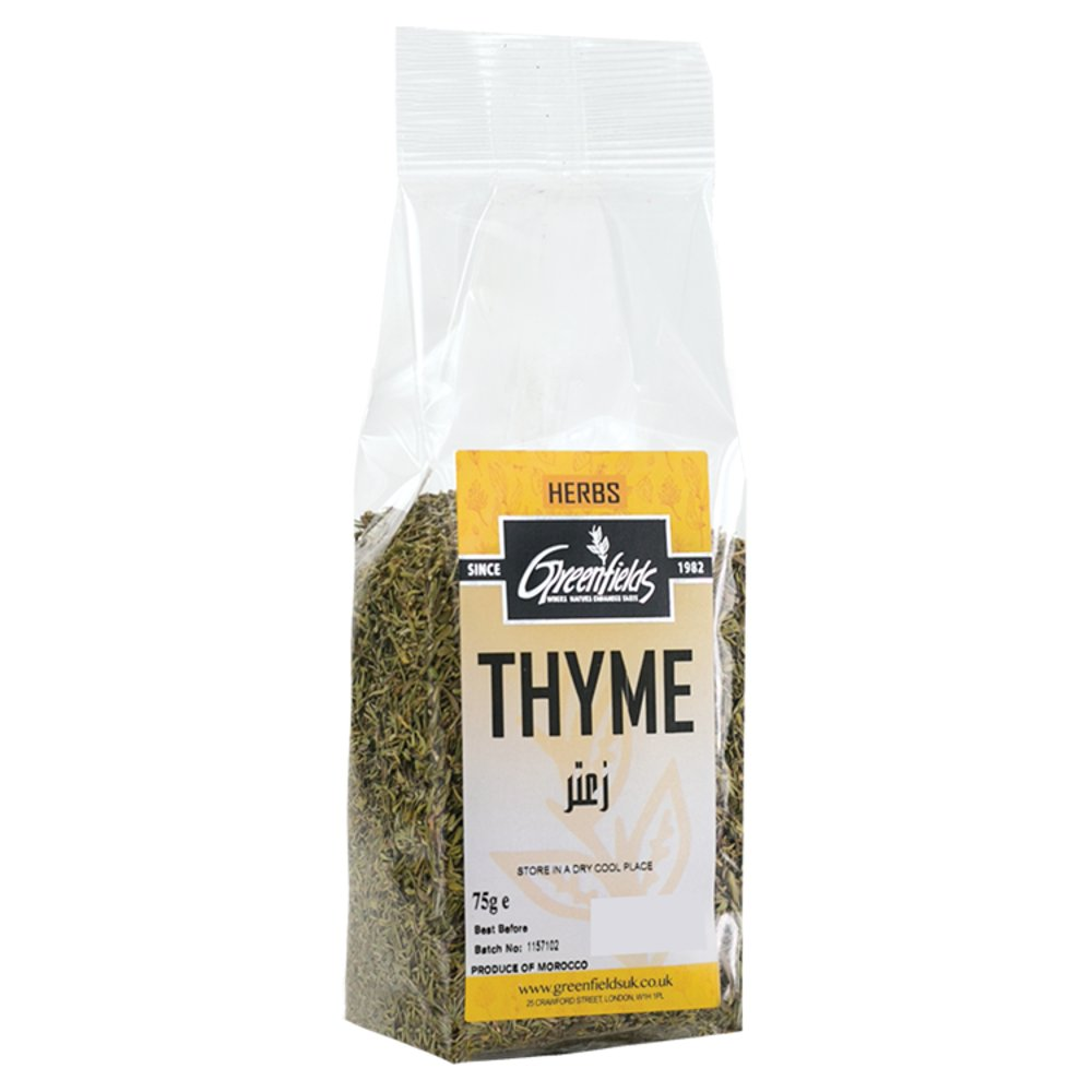 Greenfields Thyme Herbs