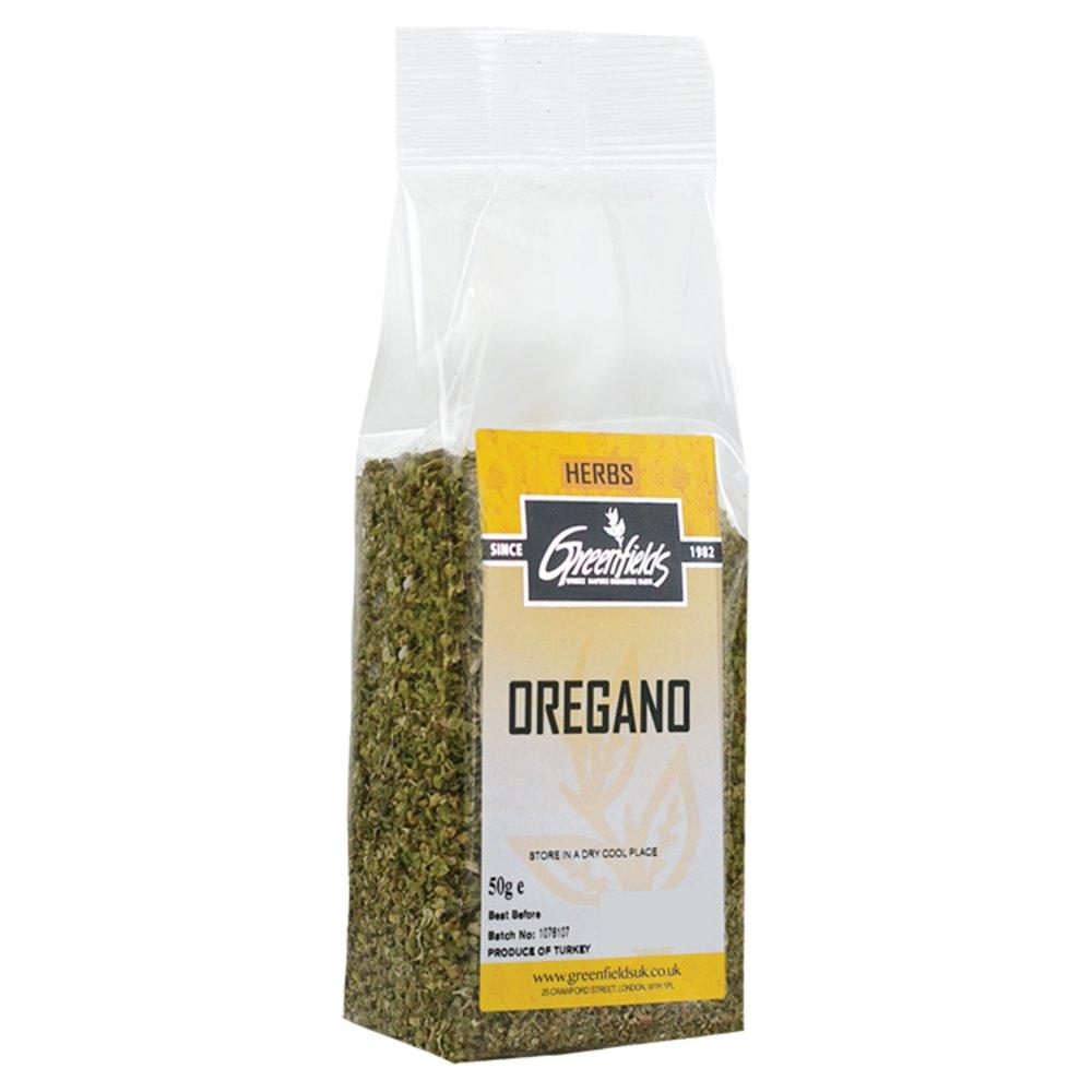 Greenfields Oregano Herb
