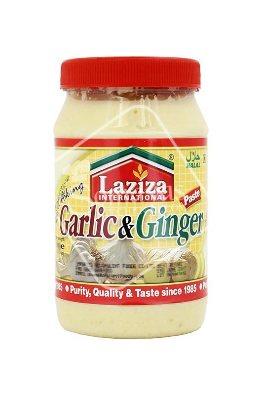 Laziza Garlic & Ginger Paste