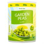 Best-one garden peas