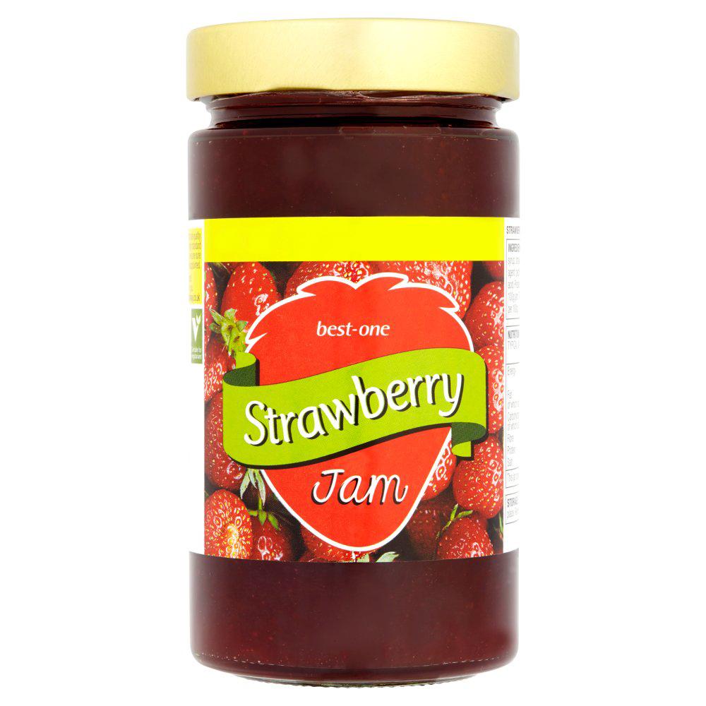 Best one strawberry jam