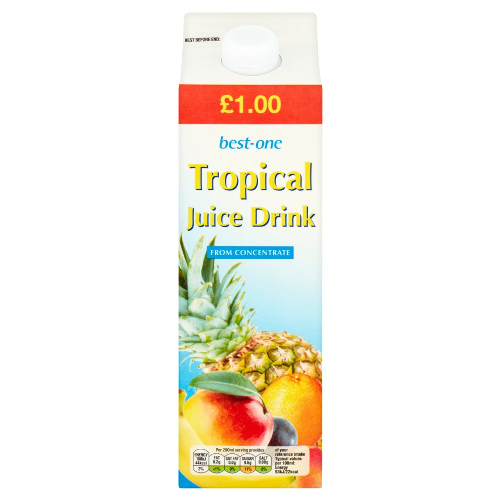 Best-one Tropical Juice Drink