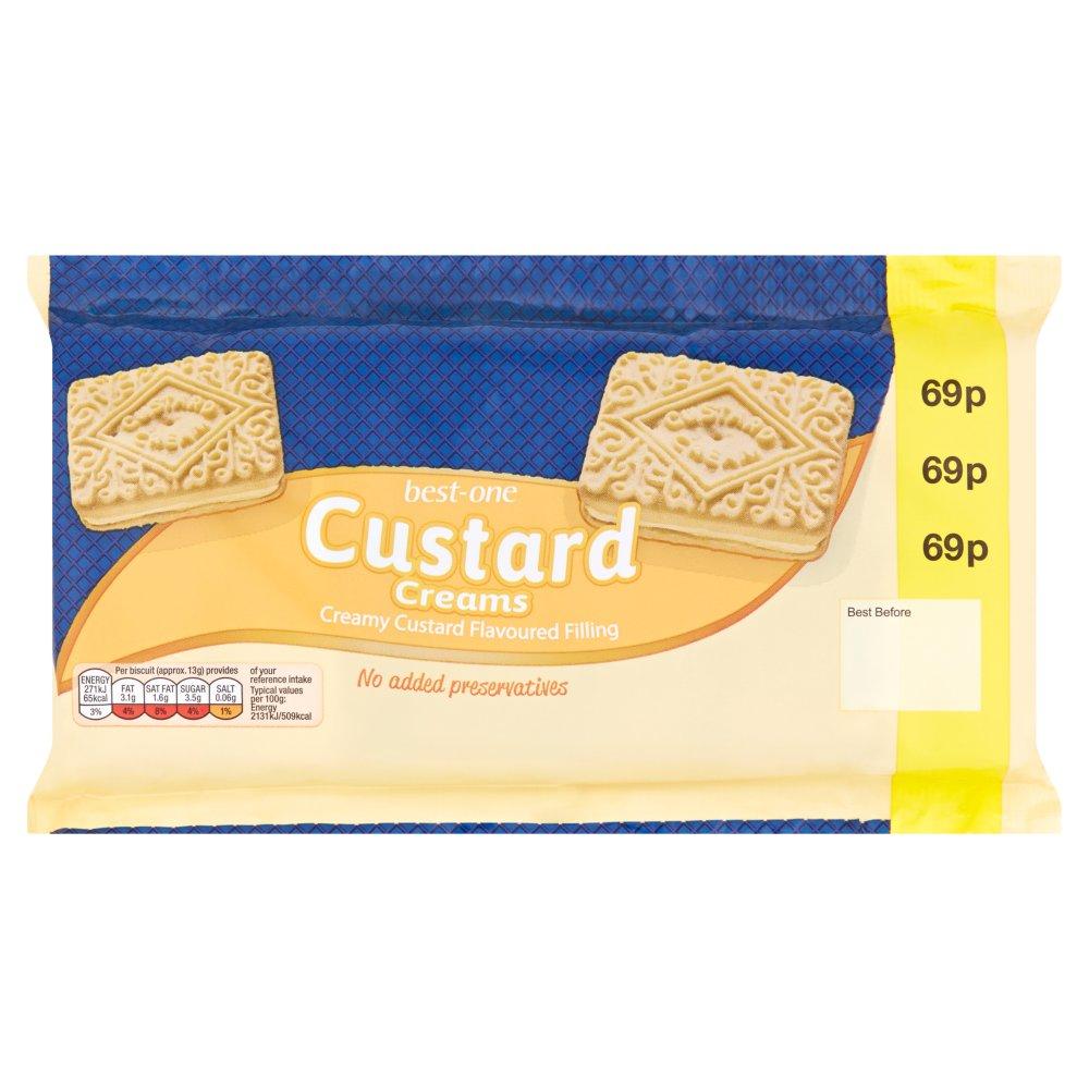 Best one custard cream