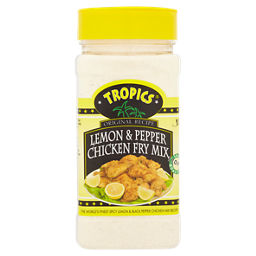 Tropics Lemon & Pepper Chicken Fry Mix