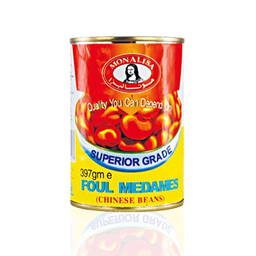 Monalisa foul medammes Chinese beans