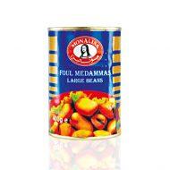 Monalisa foul medammas large beans