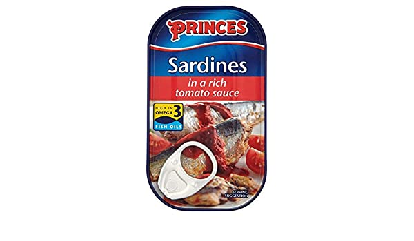 Princes Sardines In Tomato