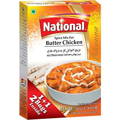 National Butter Chicken Masala