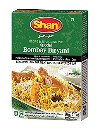Shan Special Bombay Biryani Masala