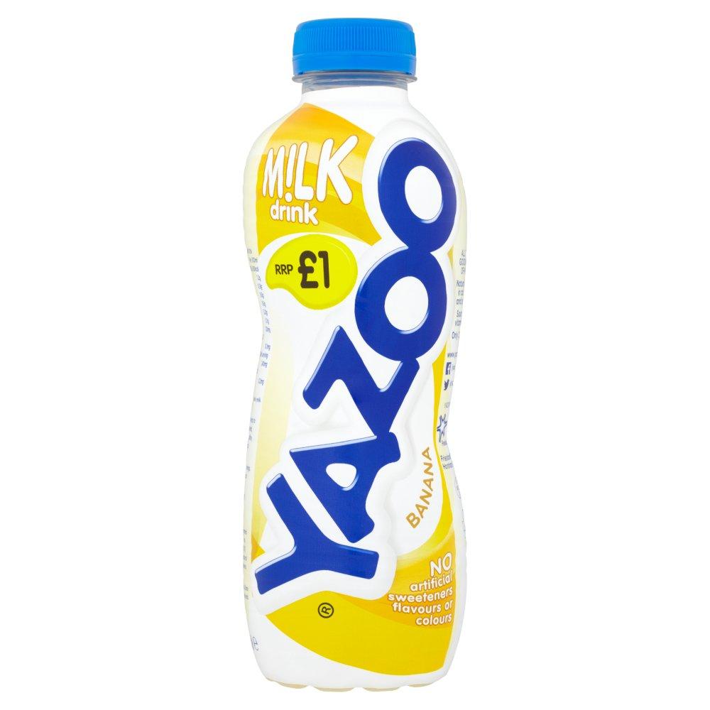 Yazoo Banana Milk