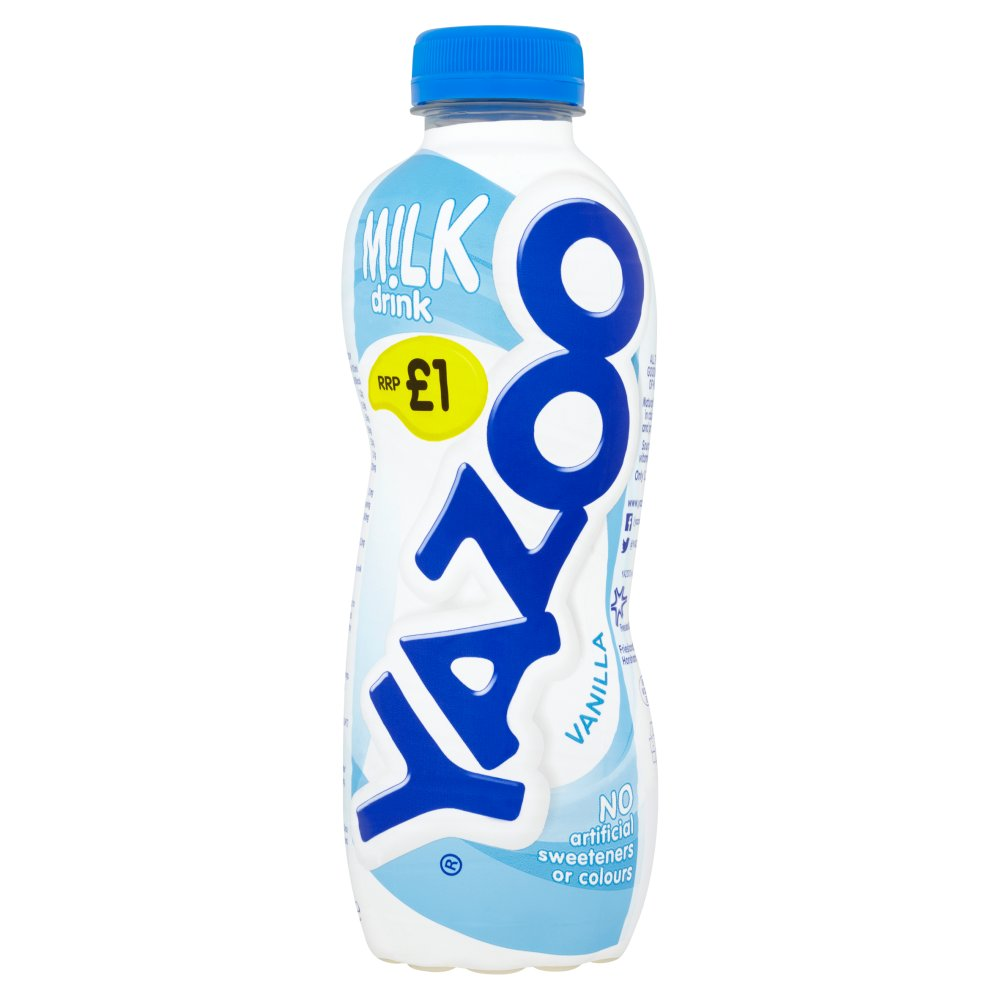 Yazoo Vanilla Milk