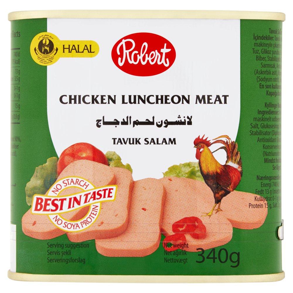 Robert Chicken luncheon meat