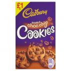 Cadbury cookies double choco