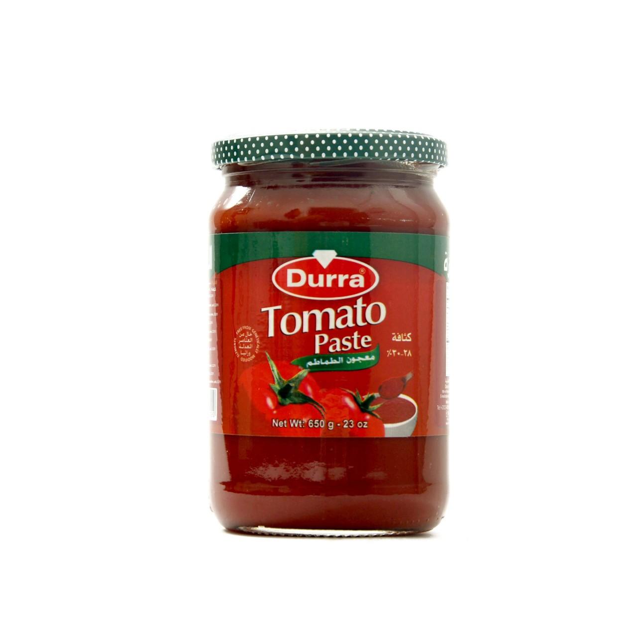 Durra Tomato Paste