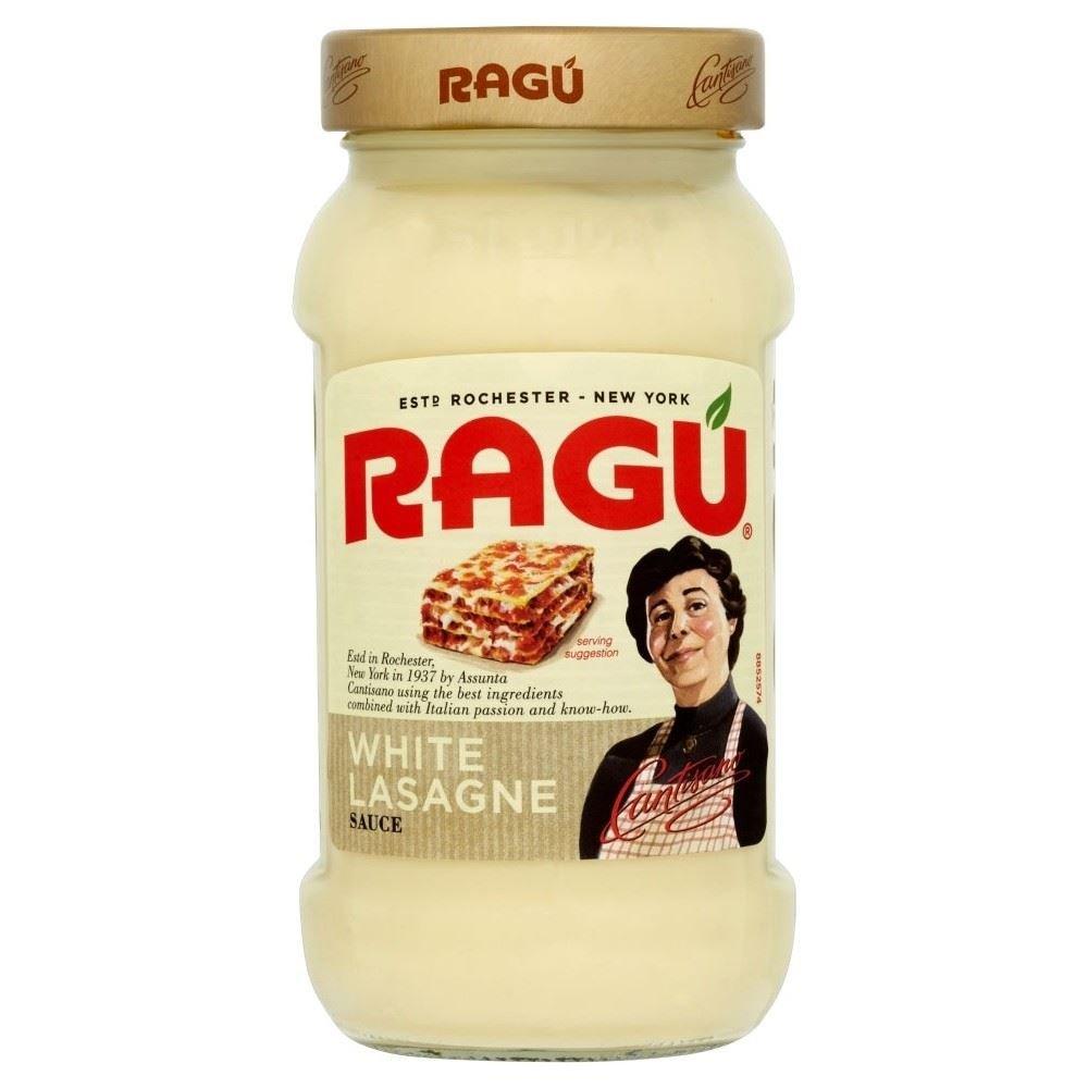 Ragu White Lasagne Sauce