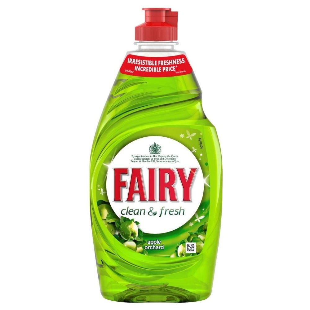 Fairy clean & fresh