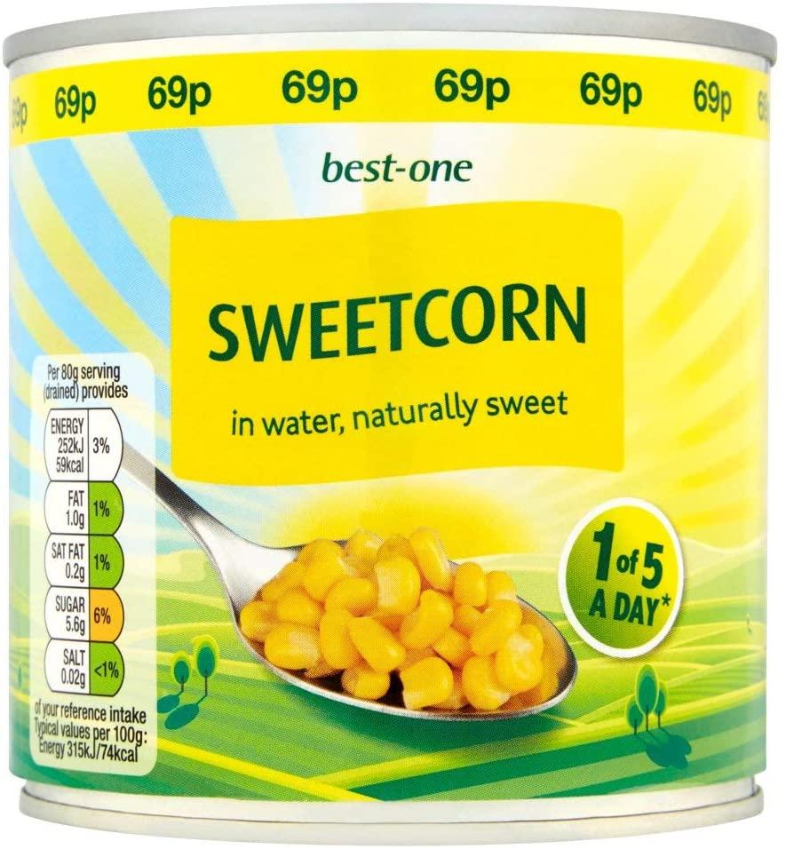 Best-one sweet corn