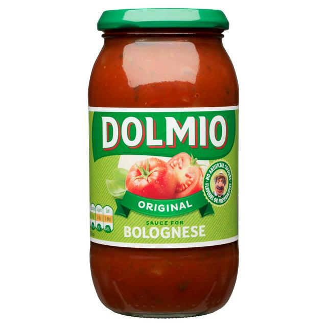 Dolmio Sauce for Bolognese