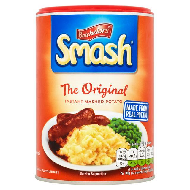 Batchelors smash the original potato mash