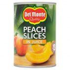 Delmonte peach slices